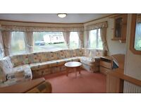 FREE 2017 FEES Immaculate Pemberton Elite Static Caravan Holiday Home, Central Heated, Double Glazed