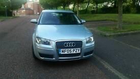 2005 Audi a3 1.9 tdi 5 speed se alloy wheels hpi clear 5 door hpi clear