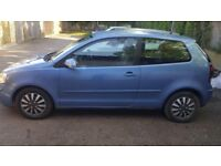 Volkswagen polo 2008 full automatic,only 35000 miles,HPI clear, new MOT