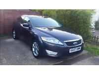 Swap!! 2008 Ford Mondeo for a 4 x 4 pick up