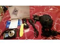 SAMSUNG L201 DIGITAL CAMERA & EXTRAS