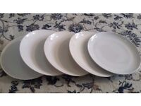Ikea dinner plates pack of 4 and pack of 5