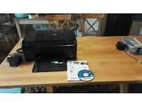 HP photosmart printer B109