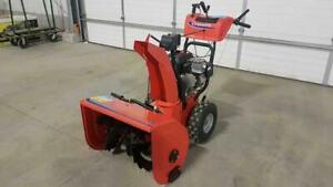 New & Used Snowblowers at Bryans Auction - Ends April 24th