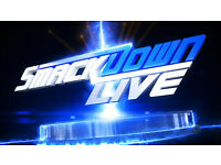 4 x WWE Smackdown Live Wrestling Tickets -Tue 8th Nov- SSE Hydro Arena , Glasgow