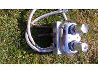 Trevi boost shower valve