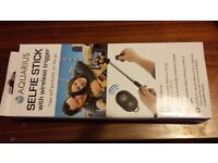 Selfie stick - brand new, in box