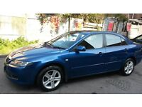 2006 MAZDA 6 TS FACELIFT 1.8 HPI CLEAR FAMILY CAR WELL MAINTAINED BLUE