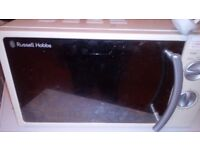 Microwave pwo free to collector