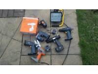 Job lot for spares repair