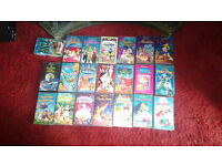 Disney Classic VHS Collection