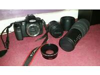 Canon EOS 60d Dslr camera and lens bundle