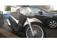 Piaggio Beverly 300 i.e. Low mileage
