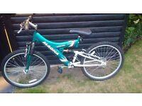 Magna Mantra Mountain Bike - 20inch wheels - £40 - great price