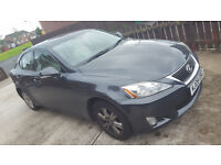 Lexus IS 2.2 220D SE 4d STYLISH FAMILY SALOON DIESEL