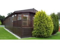 Fantastic Pine Holiday Lodge on Devon/Cornwall Border