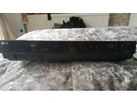 AV amp and dvd player and satellite speakers