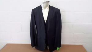 Film Auction of Men's Designer Suits, Ties + Accessories - Boss - Armani - Canali - Etc..