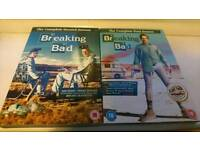 Breaking bad dvds