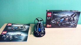 Lego Technics Boat & Plane Set - 42002