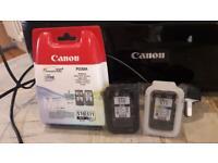 Canon chromolife 100 510/511 printer cartridges