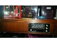 1960 radio gram