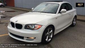 2011 BMW 1 Series 2dr Cpe 128i,AUTOMATIQUE,TOIT OUVRANT,MAGS,TOU