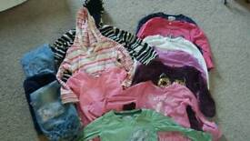 Girls clothes age 3-4 and 4-5