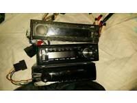 Car CD players and car radio
