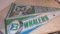 Hartford Whalers pennants
