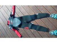 CHILD WETSUIT - 6-9YR OLD