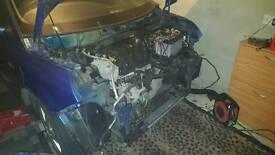 Engine renault scenic ll 2005 1.6 petrol 108000
