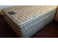 For Sale - King size Divan Bed