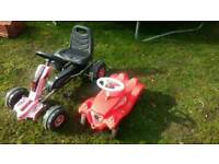 2 Kids cars for £20