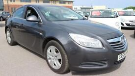 VAUXHALL INSIGNIA 2.0 EXCLUSIV NAV CDTI 5d 160 BHP *QUALITY & BEST VALUE ASSURED* (grey) 2009