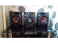 250 watt lg stereo