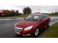 VAUXHALL INSIGNIA 2.0 EXCLUSIV CDTI,2009,18 ALLOYS,AIR CON,CRUISE CONTROL,Full Dealer History