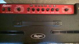 The Line 6 Flextone II 60w modelling Amp