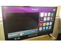 TECHWOOD 49 INCH FULL HD/1080P SMART LED TV (FREEVIEW PLAY)