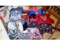 Joblot Ladies size 16 clothes (mainly tops/blouses) 23 items in total