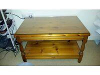Coffee Table - Pine