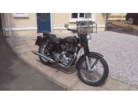 AAA PRICE REDUCED!!! Royal Enfield Bullet 500cc ES. 2002. 818 Miles. Absolutely Immaculate.