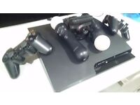 Sony PS3 320gb, complete with accessories