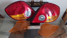Genuine Hyundai Coupe 2001-2008 Rear Driver and passenger Tail Light