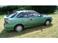 Hyundai Accent Coupe E 1999