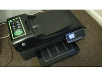 Wireless Large Format A3 A4 Printer HP Officejet 7500A All In One IMMACULATE