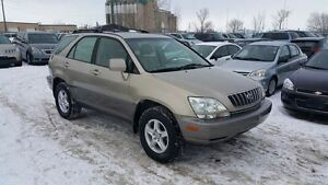 2003 Lexus RX 300 Leather Seats, Power sunroof, Super Clean