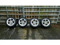 16 inch bmw alloy wheels alloys (came of an 08 320d e90)