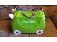 Trunki kids suitcase good condition fully working order with key