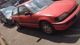 Honda Civic breaking 1.4 petrol